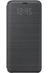 Samsung ETUI LED VIEW POUR GALAXY S9 NOIR photo 1