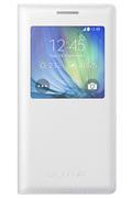 Samsung Etui S VIEW COVER BLANC POUR SAMSUNG GALAXY A5