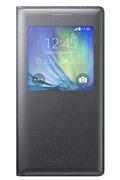 Samsung ETUI S VIEW COVER NOIR POUR SAMSUNG GALAXY A5