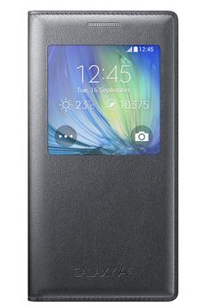 4f84e5aa620 Coque smartphone ETUI S VIEW COVER NOIR POUR SAMSUNG GALAXY A5 Samsung