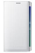 Samsung Etui Wallet Cover blanc pour SAMSUNG Galaxy Edge