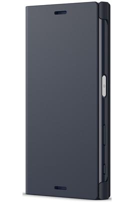 Etui à rabat Fonction stand Pour Sony Xperia X Compact