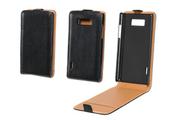 Housse et étui pour téléphone mobile Swiss Charger ETUI FLIP LG L7