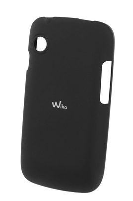 Housse et tui pour t l phone mobile wiko coque ozzy noir for Housse telephone wiko