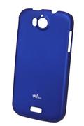 Housse et étui pour téléphone mobile Wiko COQUE PEAX/PEAX2 BLEU