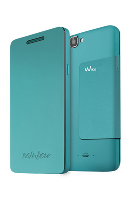Housse et tui pour t l phone mobile wiko etui folio stand for Housse telephone wiko