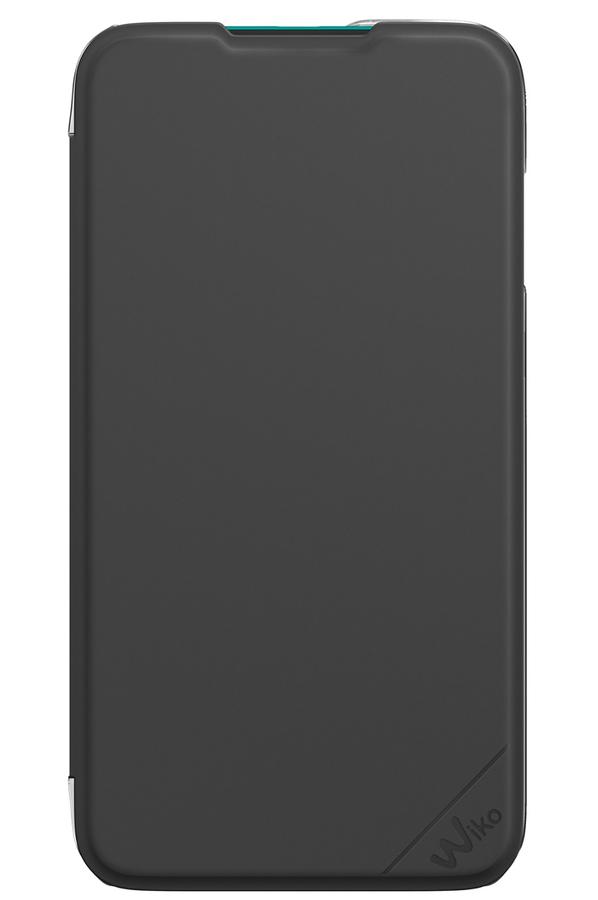 housse et 233 tui pour t 233 l 233 phone mobile wiko etui folio gris pour wiko 4270274 darty