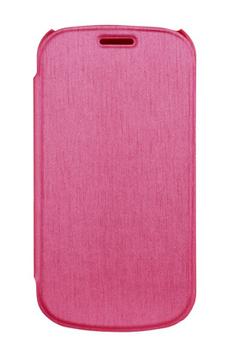Housse et étui pour téléphone mobile Folio Pour Galaxy Trend Lite Rose Xqisit