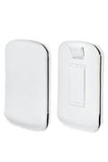Housse et étui pour téléphone mobile Muvit Etui universel XL blanc