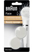 Accessoire beauté Braun 80-B FACE ÉPONGE BEAUTÉ X2