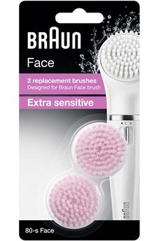 Accessoire beauté BROSSE POUR BROSSE FACE Braun