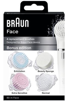 Braun BROSSES DE RECHANGE FACE X4