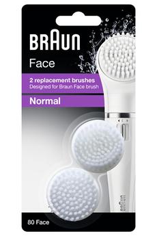 Braun Recharge nettoyante visage E80