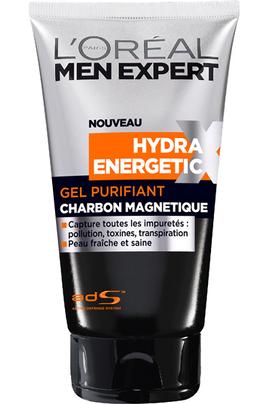 L'oreal Paris GEL NETTOYANT CHARBON HYDRA ENERGETIC X-TREM MEN