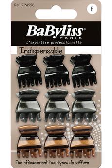 Accessoire coiffure MINI PINCES TENDANCE X9 794558 Babyliss