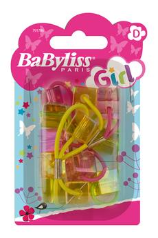 Accessoire coiffure ELASTIQUES CUBE DE GLACE X6 Babyliss