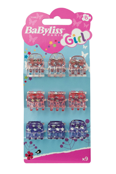 Accessoire coiffure MINI PINCE ETOILE X9 Babyliss