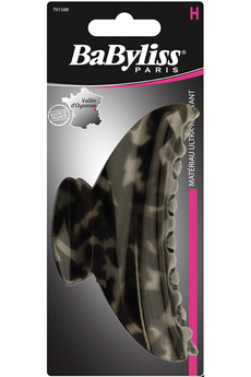 Accessoire coiffure PINCE LEOPARD Babyliss