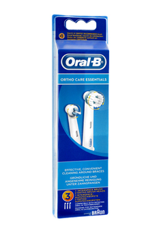 Brossette et canule dentaires KIT ORTHODONTIQUE OD17 X1 Oral B