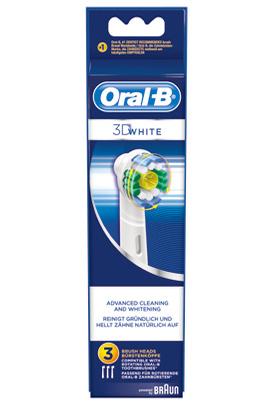 Oral B BROSSETTE 3D WHITE EB18 X3