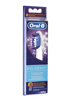 Brossette et canule dentaires BROSSETTE PULSONIC SR32 X3 Oral B