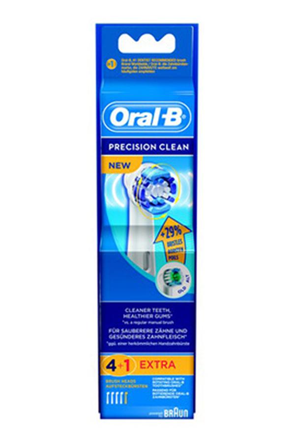 Brossette et canule dentaires oral b brossette eb20 for Porte brossette oral b