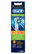 Oral B CROSS ACTION 8+2
