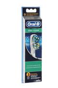 Brossette et canule dentaires Oral B BROSSETTE DUAL CLEAN EB417 X3