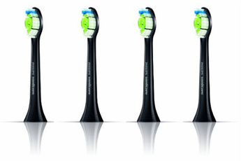 Brossette et canule dentaires BROSSETTE DIAMOND CLEAN NOIRE Philips