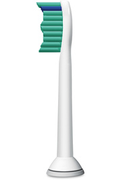 Brossette et canule dentaires Philips Philips Sonicare HX6018/07 ProResults - 8 têtes de brosse -standard