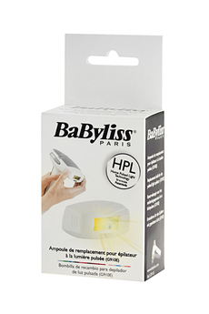 Accessoire épilation Babyliss LAMPE G911E