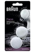 Accessoire beauté Braun BROSSE DE RECHANGE 89 FACE POUR SILK EPIL 7