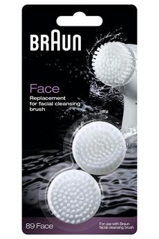 Accessoire beauté BROSSE DE RECHANGE 89 FACE POUR SILK EPIL 7 Braun