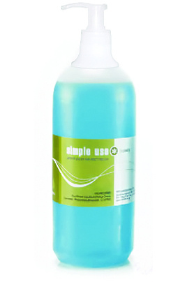 Simple Use HUILE APAISANTE APRES EPILATION 250 ML