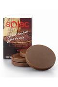 Accessoire épilation Solac CIRE CHAUDE CASPULES CHOCO