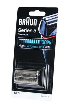 Grille et tête de rasoir CASSETTE 52B SÉRIE 5 Braun