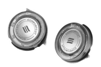 Grille et tête de rasoir TETE RASOIR CLICK & STYLE RQ32/20 x2 Philips