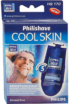 Accessoire rasage LOTION COOL SKIN Philips