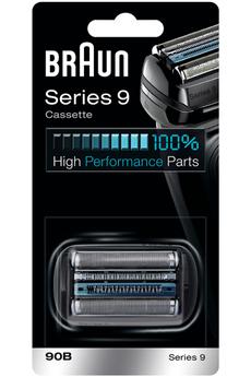 Grille et tête de rasoir CASSETTE SERIES9 90B Braun