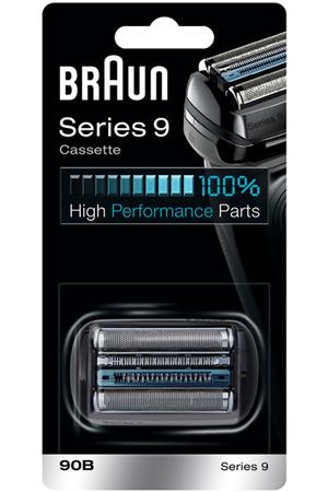 grille et t te de rasoir braun cassette 90b serie 9. Black Bedroom Furniture Sets. Home Design Ideas