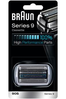 Grille et tête de rasoir CASSETTE SERIES9 90S Braun