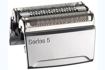 grille et t te de rasoir braun cassette 52s s rie 5 gr. Black Bedroom Furniture Sets. Home Design Ideas
