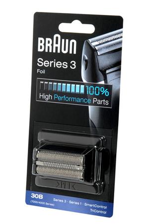 grille et t te de rasoir braun grille 30b serie 3 darty. Black Bedroom Furniture Sets. Home Design Ideas