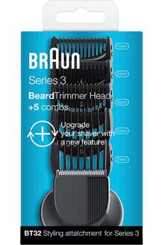 Grille et tête de rasoir PACK TONDEUSE BT32 Braun