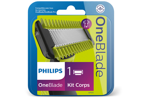 Philips QP610/55 LAME ONEBLADE +KIT CORPS