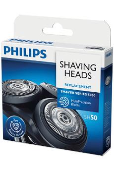 Grille et tête de rasoir TÊTE SH50/50 Philips