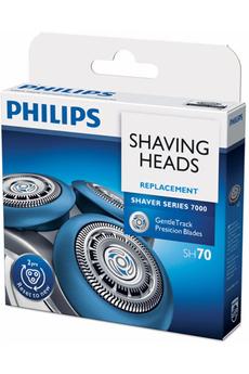 Grille et tête de rasoir TÊTE SH70/50 Philips