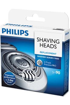 Grille et tête de rasoir TêTES SH90/60 Philips
