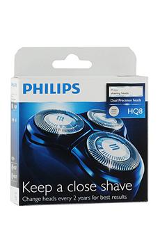 Grille et tête de rasoir TETE HQ8 Philips