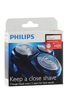Grille et tête de rasoir TETE HQ9 X3 Philips